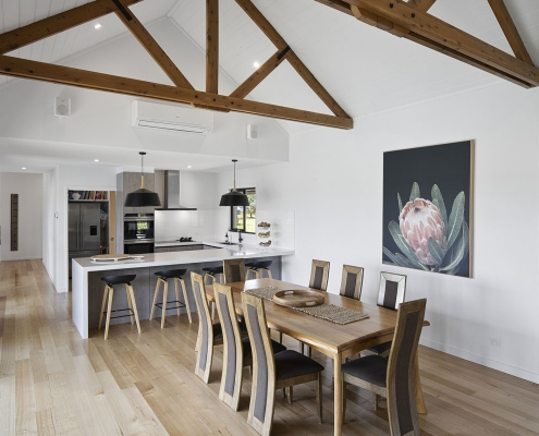 Old Mill Road - AMG Architects - Kitchen