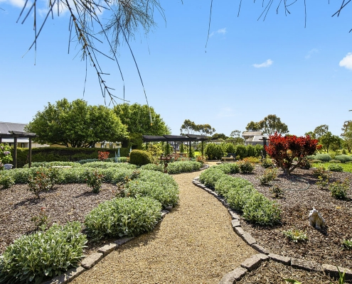 Old Mill Road - AMG Architects - Garden