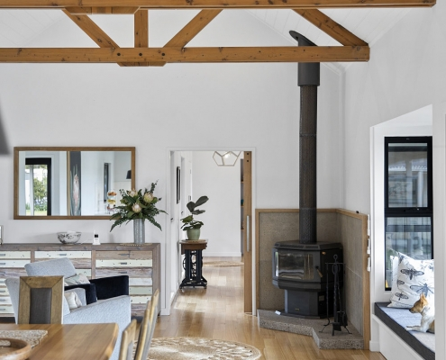 Old Mill Road - AMG Architects - Living Area