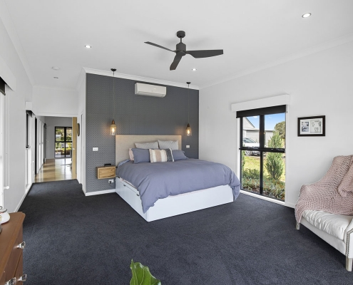 Old Mill Road - AMG Architects - BedRoom