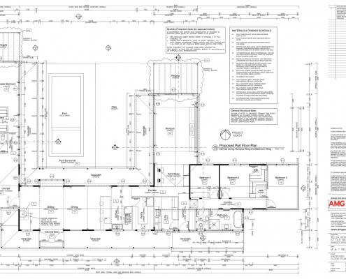 Old Mill Road Project Plans